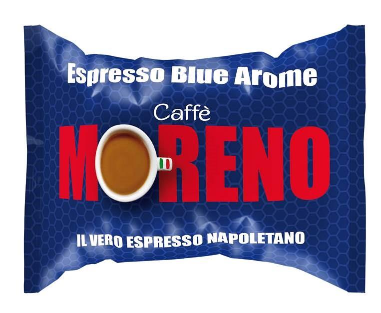 Caffe Moreno Espresso Blue Aroma...