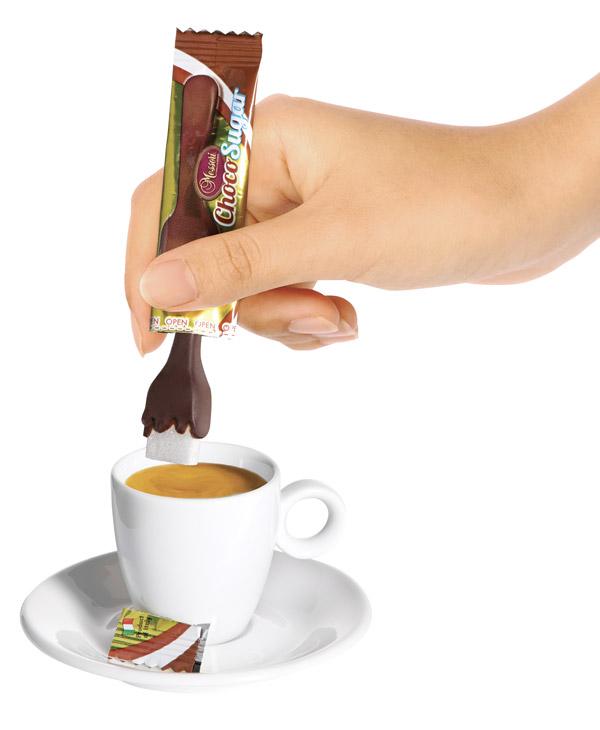 Messori Choco Sugar il nuovo cucchiaino...