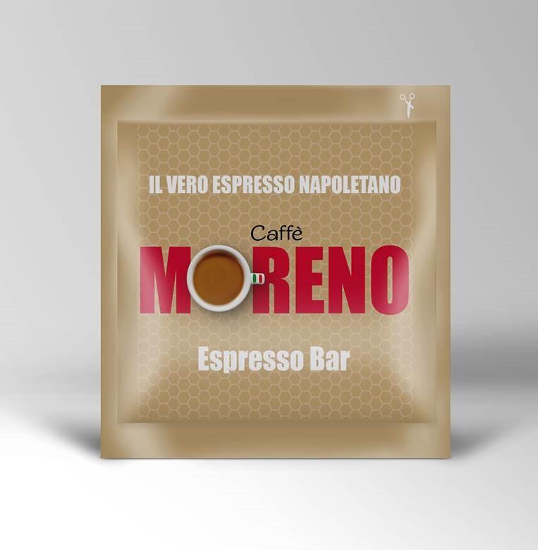 Caffe Moreno Espresso Bar Cartone...