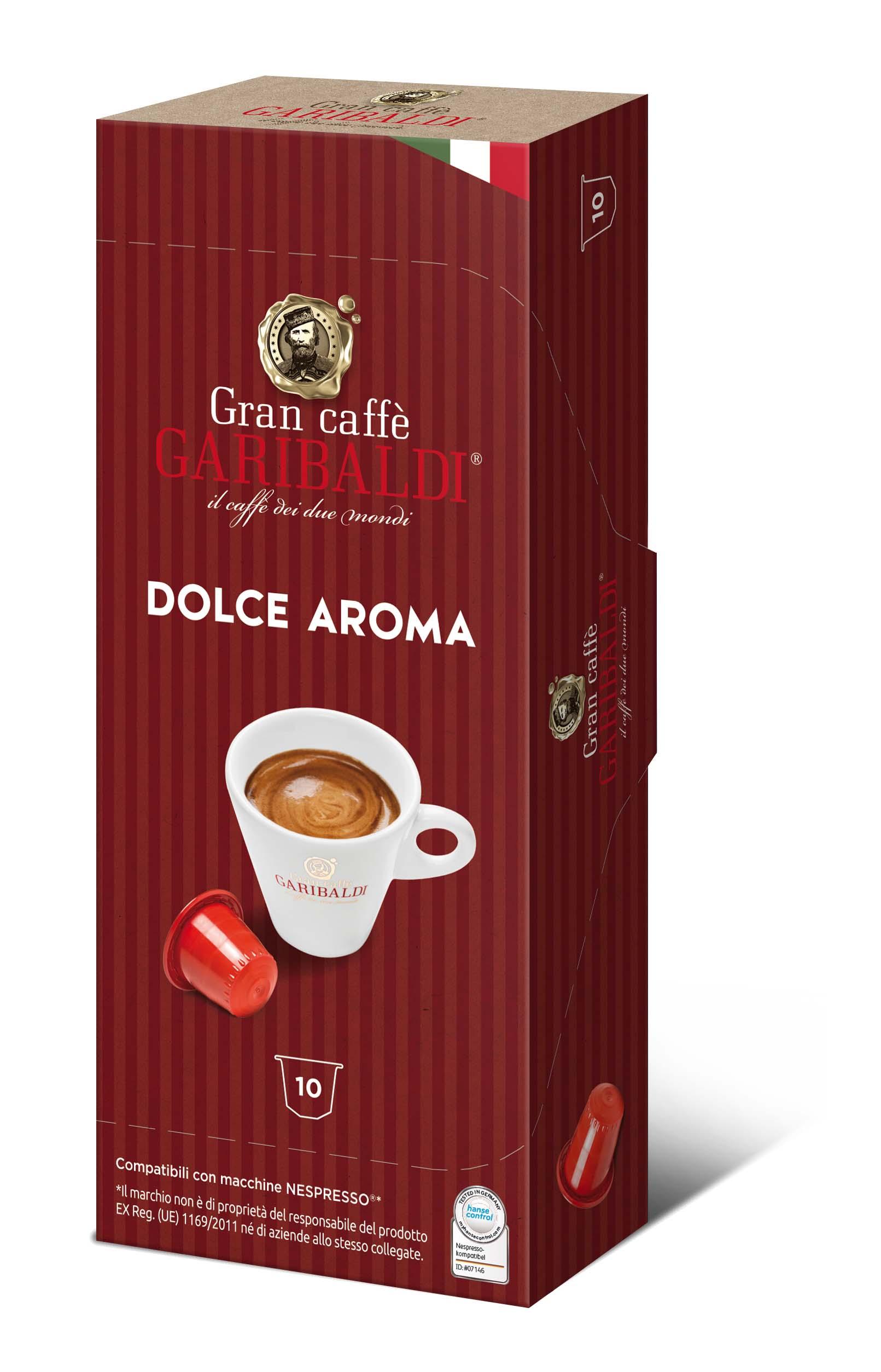 Gran Caffè Garibaldi Nespresso...