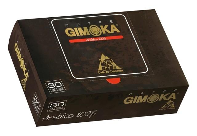 Gimoka Colombia 100% Arabica Capsule...
