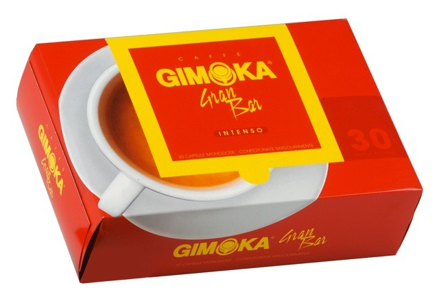 Gimoka Gran Bar Capsule Diametro...