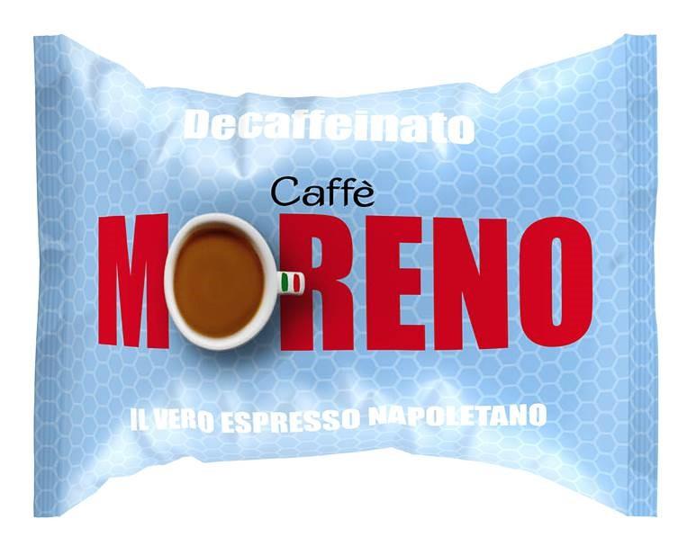 Caffe Moreno Espresso Decaffeinato...