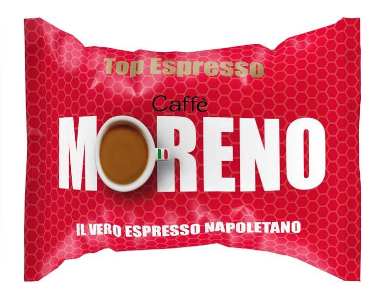 Caffe Moreno Espresso Top Cartone...