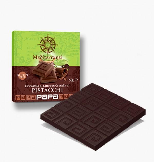 Papa Mediterraneo cioccolato al...