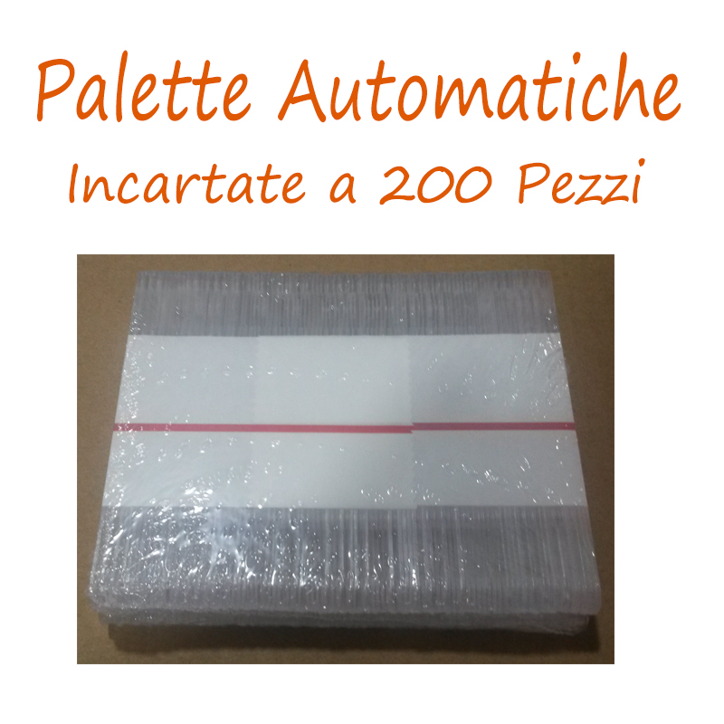 Palette Automatiche Confezionate...