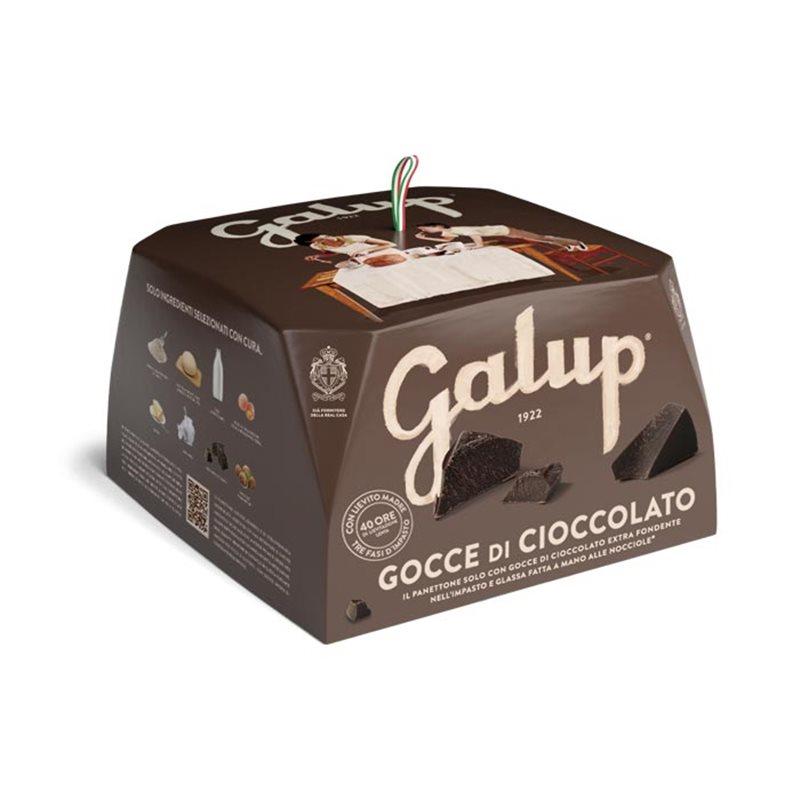GALUP - Panettone con Gocce di...