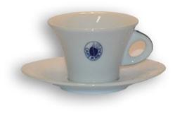 Borbone Tazze Cappuccino in ceramica...