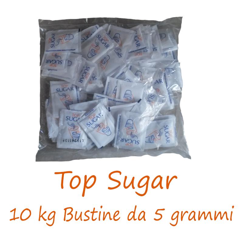 Top Sugar Zucchero Semolato in...
