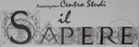 ASSOCIAZIONE    IL SAPERE 'centro Studi'