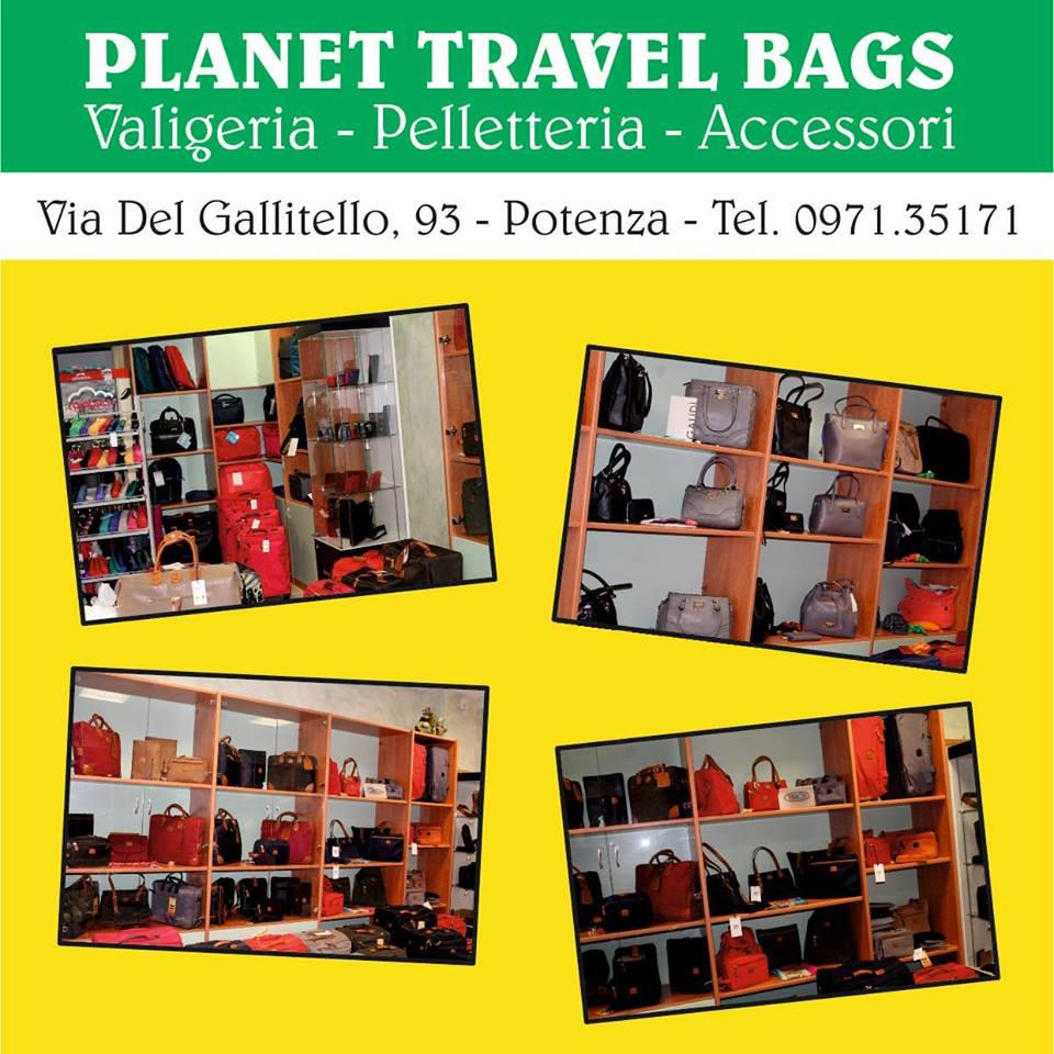 PLANET TRAVEL BAGS