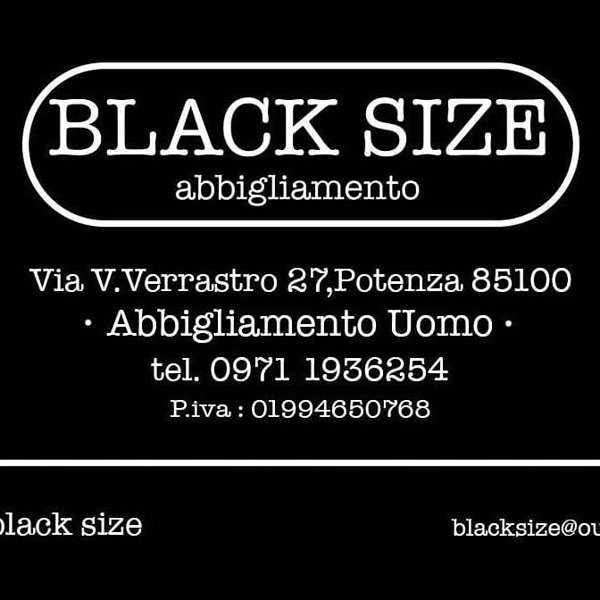 Black Size