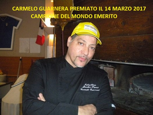 PIZZA'S WORLD DI CARMELO GUARNERA