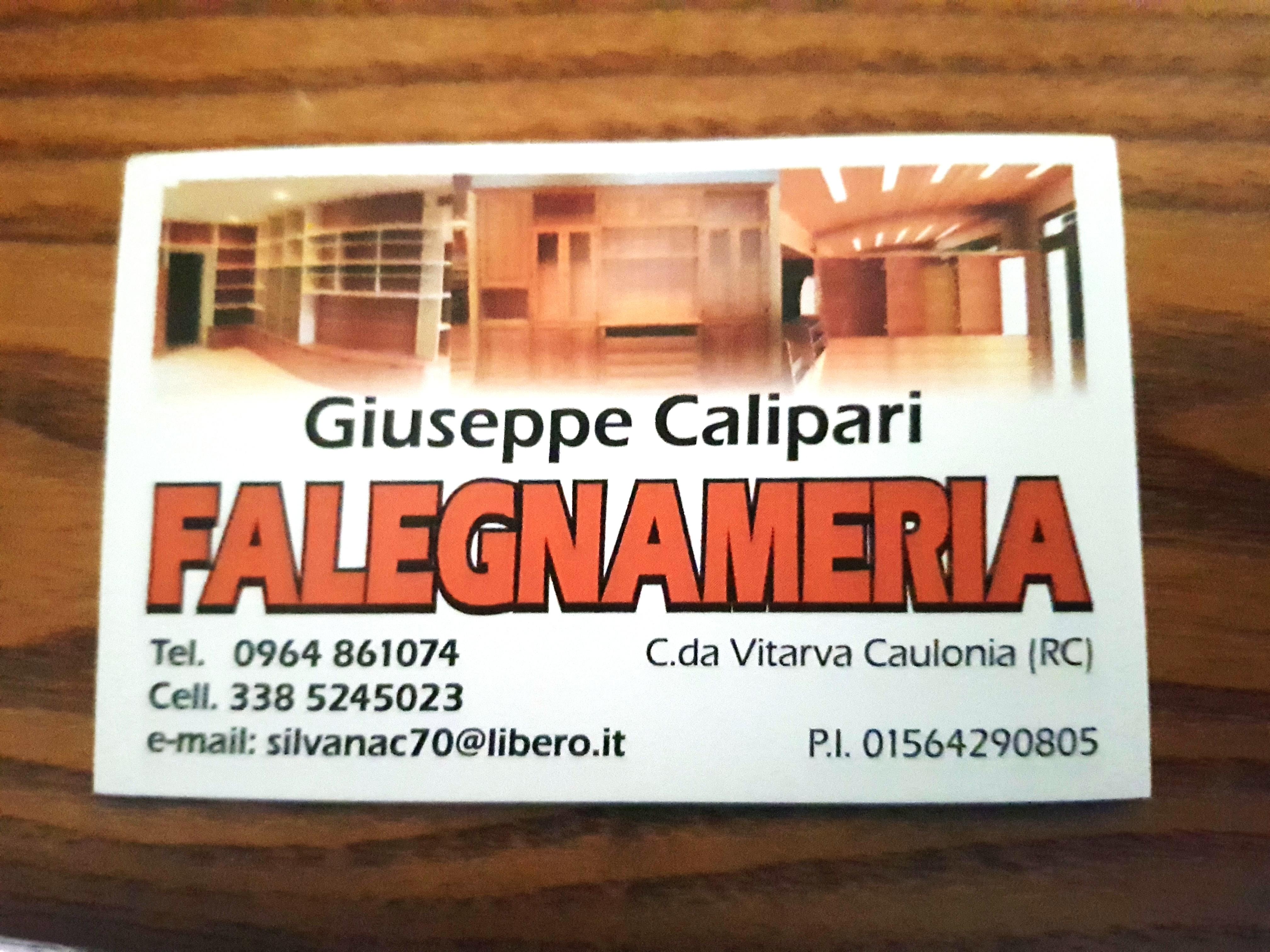 falegnameria Giuseppe Calipari