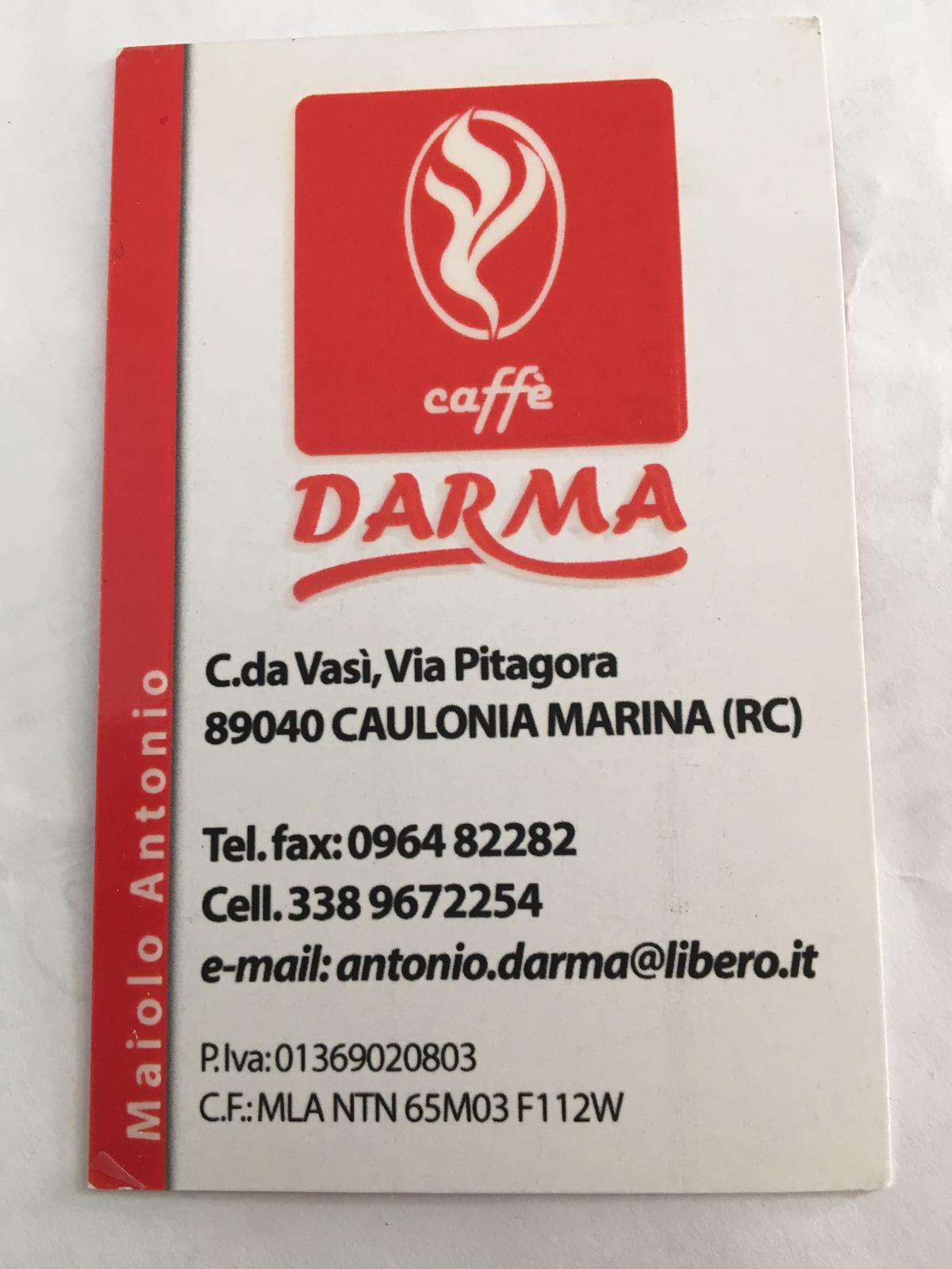 Darma Caffè
